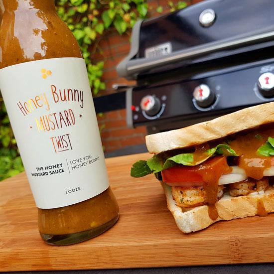 honig-senf-sauce-garnelen-sandwich-honey-bunny-mustard-twist-zooze